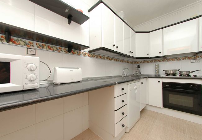 Kitchen house in Torrevieja.