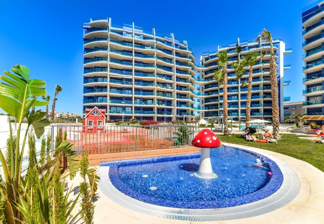 Apartment in Torrevieja - Velero