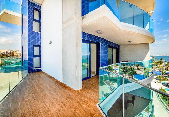 Apartment in Torrevieja - Malva