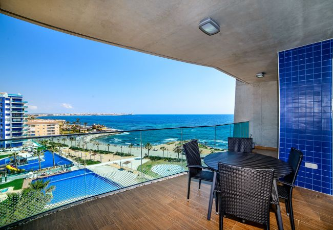 Apartment in Torrevieja - Yulia