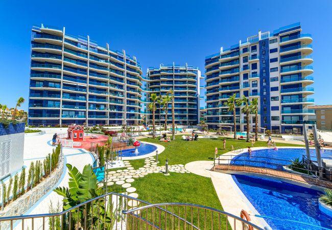 Apartment in Torrevieja - Margari